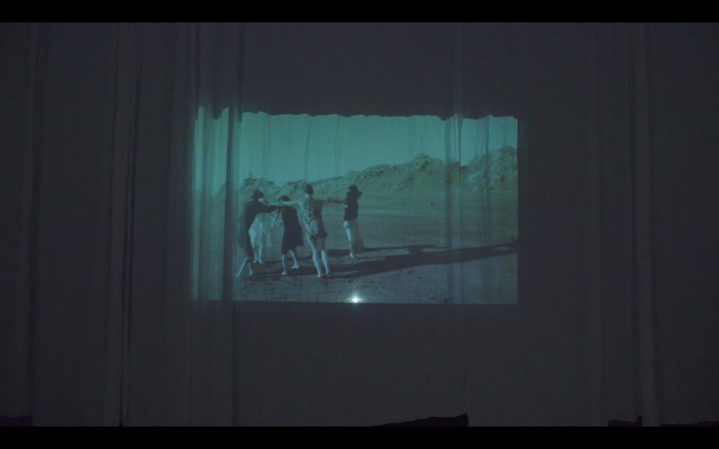 Frankie Chu / Video Installation
