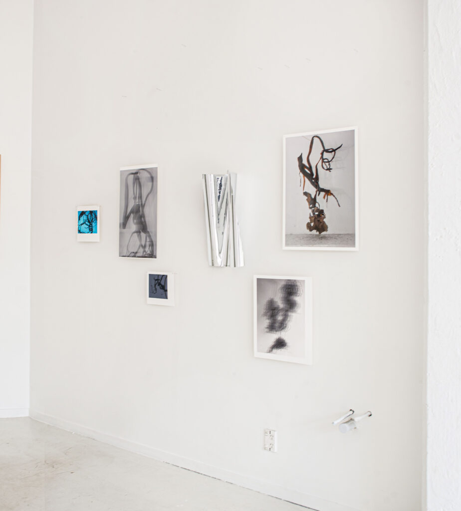 Empty Colour Photography Exhibit, TuiTui art Space
